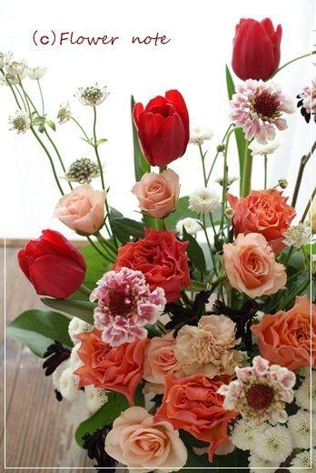 【今日の贈花】91歳のお誕生日のお祝花