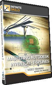 Mastering Autodesk Inventor - T-Splines                                                                                                                                                                                 Más
