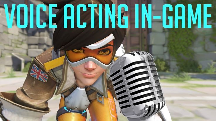 Overwatch player does an incredibly good impression of Tracer - Makes teammates think they're playing with the actual voice actor