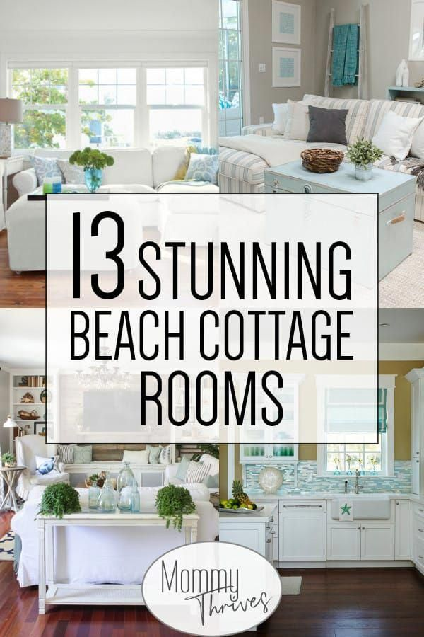 Beach Cottage Decor For Every Room In Your Home Beach Bedroom