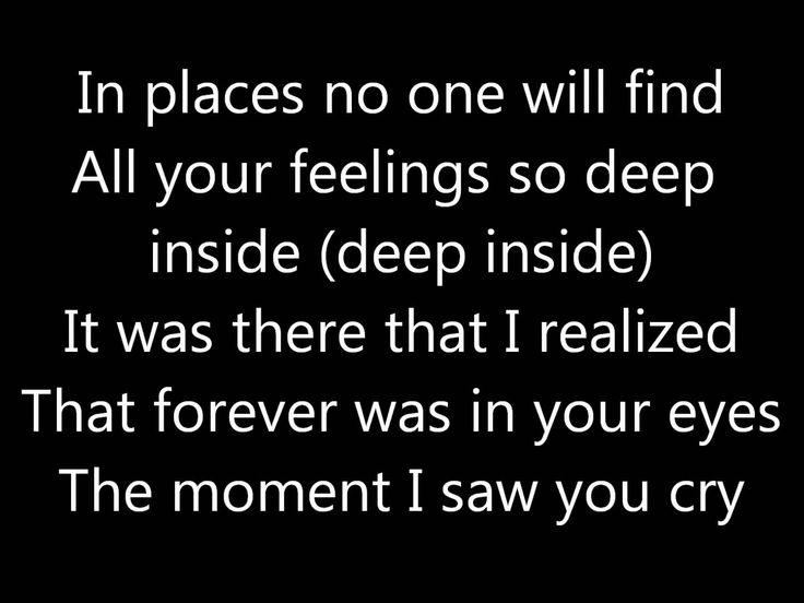 Mandy Moore- Cry with lyrics (+playlist)