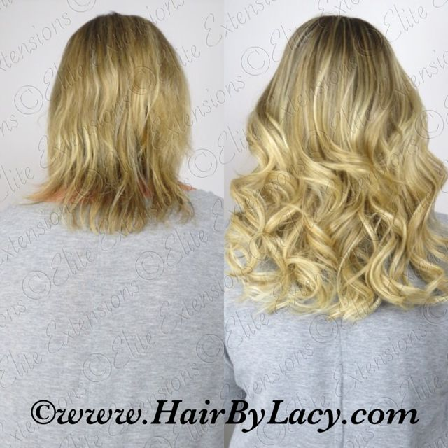 Elite Hair Extensions Wixom, Michigan. #EliteExtensions #hairextensions #beautiful #hairbylacy #wixom #michigan