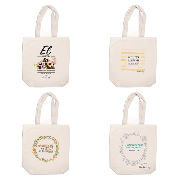 Tote Bags  on sale! A great idea   to raise funds for missions. / Tote bags en Venta.  Idea de ventas para recaudar fondos para misiones .