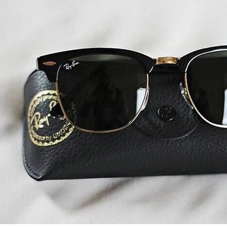 I love my clubmaster sunnies in tort, I need them in black as well.