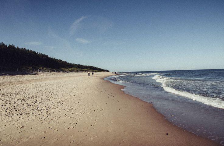 Morze Bałtyckie. Dziwnówek. Polska