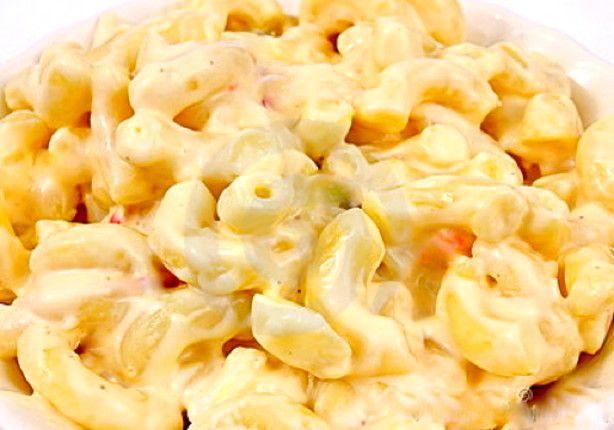 Reser's Macaroni Salad (Copycat)   – Salads