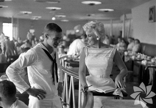 Marilyn Monroe'nin hiç görülmemiş fotoğrafları