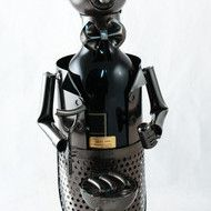 Suport sticla de vin - Bucatar