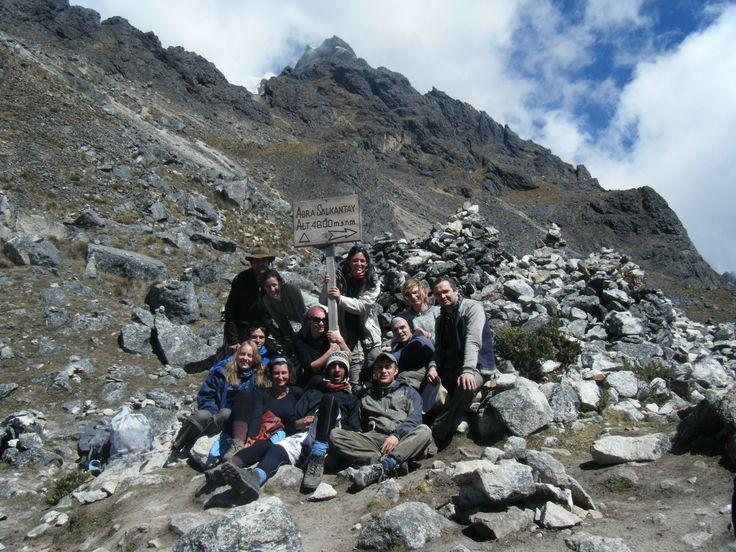Inca Trail - Salkantay