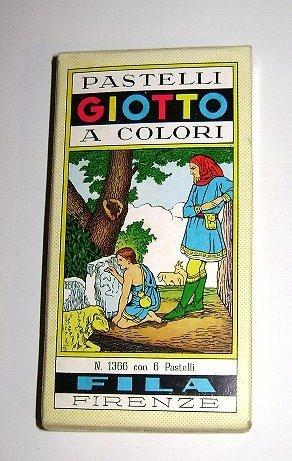Noi che......... sono stati i nostri primi colori, e li usavamo bene per non consumarli:-)