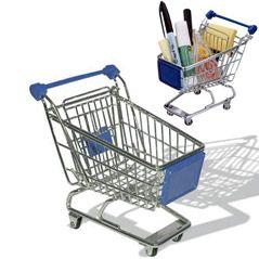 Alışveriş Sepeti Kalemlik