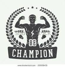 Image result for vintage boxing logo