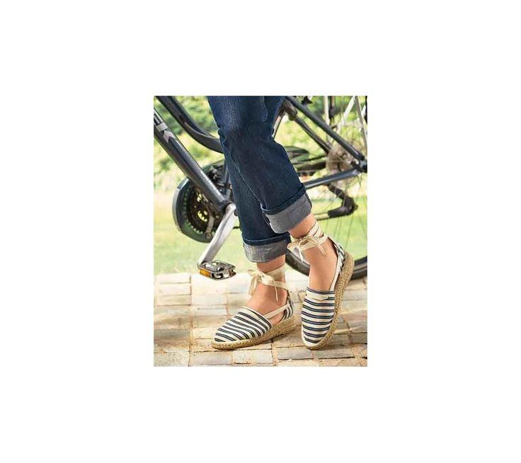 Espadrilky | blancheporte.cz #blancheporte #blancheporteCZ #blancheporte_cz #shoes #boty #sandals
