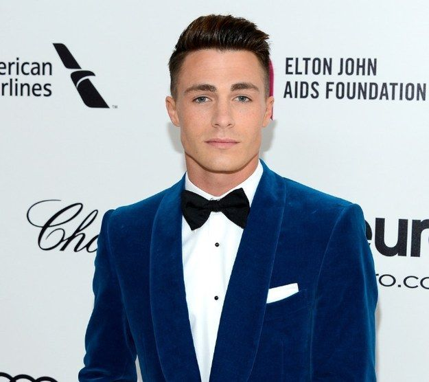 Extremely good-looking actor Colton Haynes found himself sitting next to a couple on their first date. So naturally, he decided to share the experience with all. | Colton Haynes Live-Tweeted A Random Couple's Terrible First Date