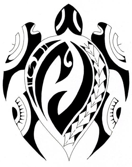 Polynesian Tribal Turtle Tattoo Designs Tribal Turtle Tattoos Polynesian Tribal Tattoos Turtle Tattoo