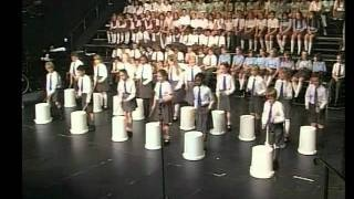 Bucket Drumming - bucketbash, via YouTube.