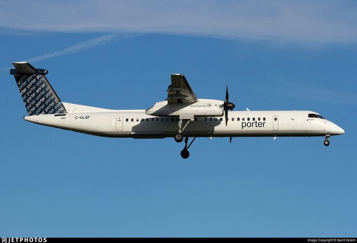 Photo of C-GLQF - Bombardier Dash 8-Q402 - Porter Airlines