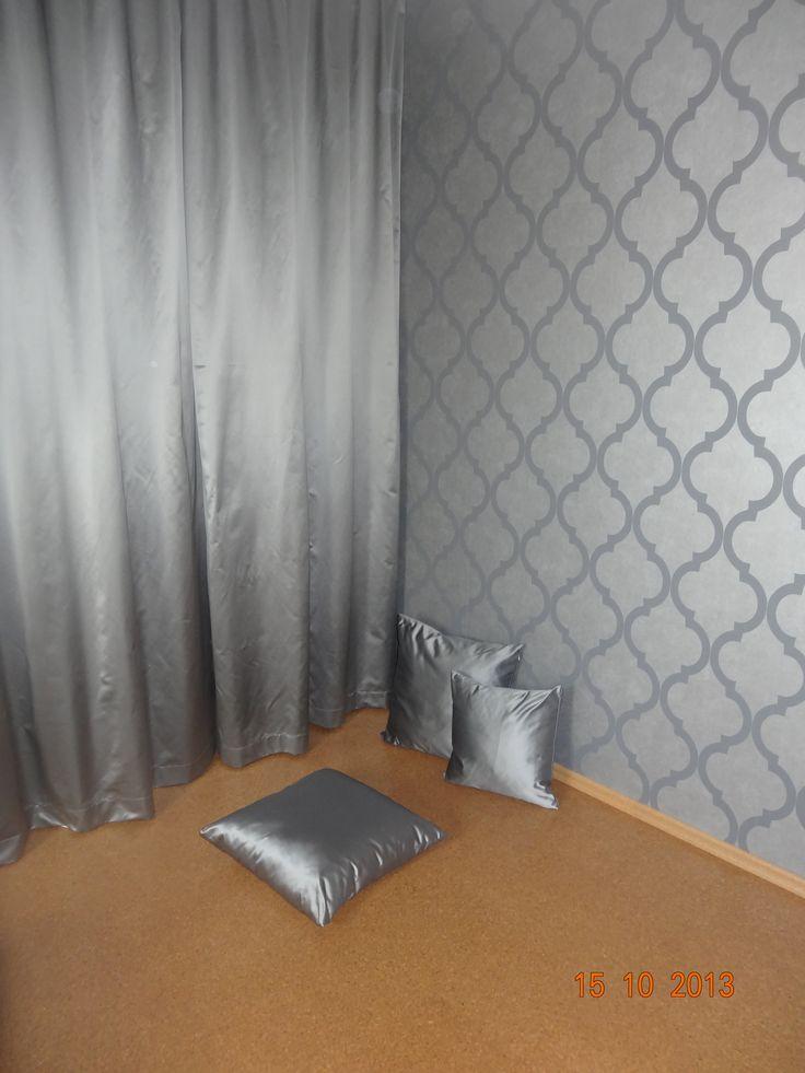 Útulné zákoutí ložnice