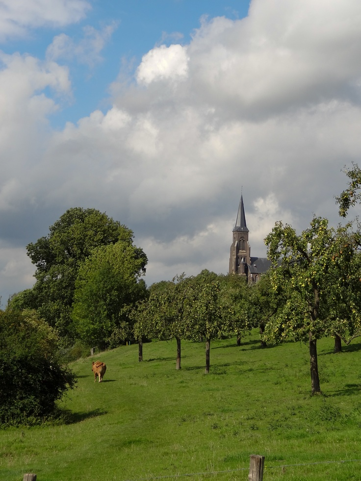 Limburg is the only province in The Flatlands that isn't flat. #greetingsfromnl