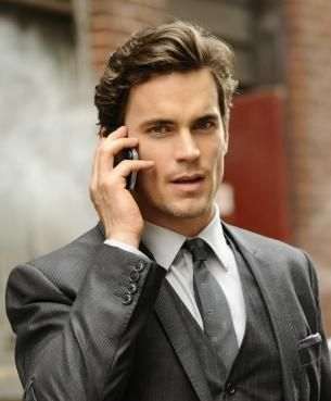 """Matt Bomer... Star of the TV show """"White Collar.'' Matt got turned down to be the lead character of the latest Superman movie because he was gay."""