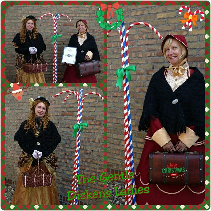 The Gentle Dickens Ladies Http://www.funenpartymatch.nl/kerst.php