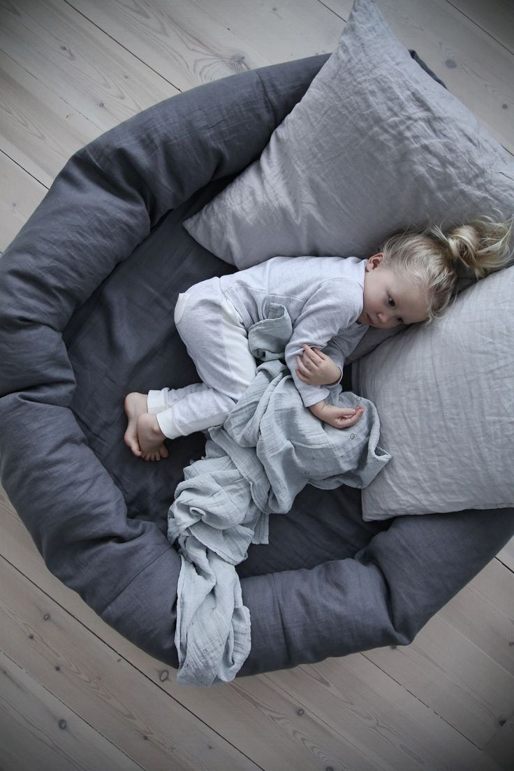 Myspöl Graphite Grey, 120 cm, kollektion NG Baby Mood. | Källa: Anna Kubel