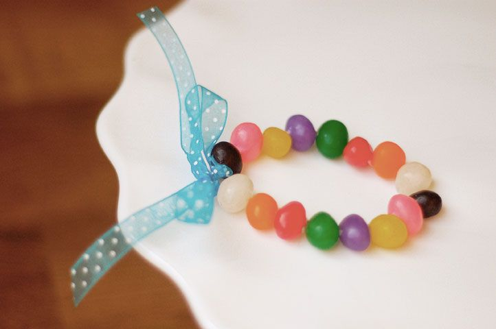 Jelly Bean Bracelet: Beans Visit, Jellybean Bracelets, Teaching Bracelets, Easter Bracelets, Bracelets How, Cute Ideas, Beans Bracelets, Jelly Beans, Visit Teaching Gifts