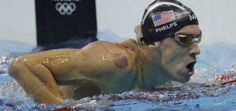 Cupping: polémica en los juegos olímpicos