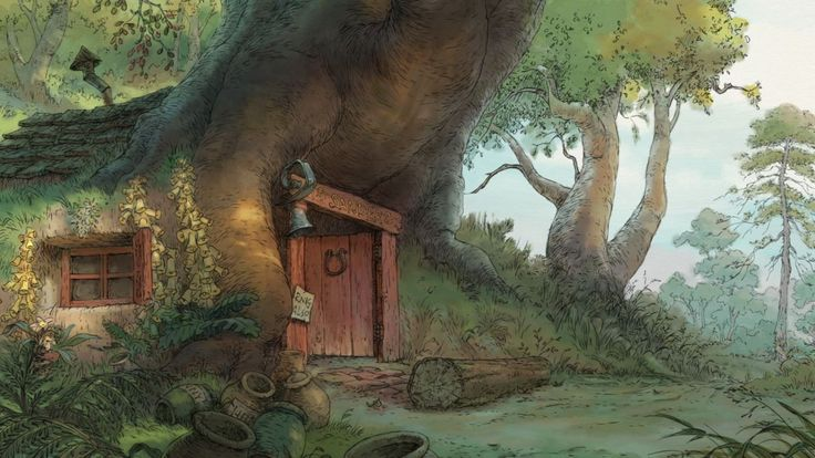 Winnie The Pooh Forest Background: 11 Disney Animals Who Will Always Make You Giggle