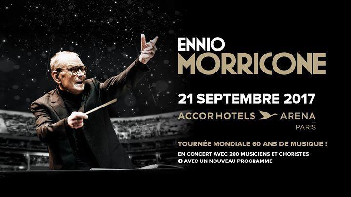 Ennio Morricone @AccorHotels Arena - Parishttps://www.ggalliano.fr/event/ennio-morricone-accorhotels-arena-paris/