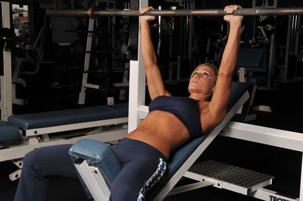 Chest Workout for Women Health and Fitness