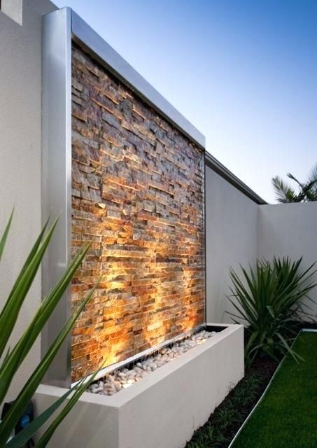 Image Result For Large Outdoor Wall Fountains