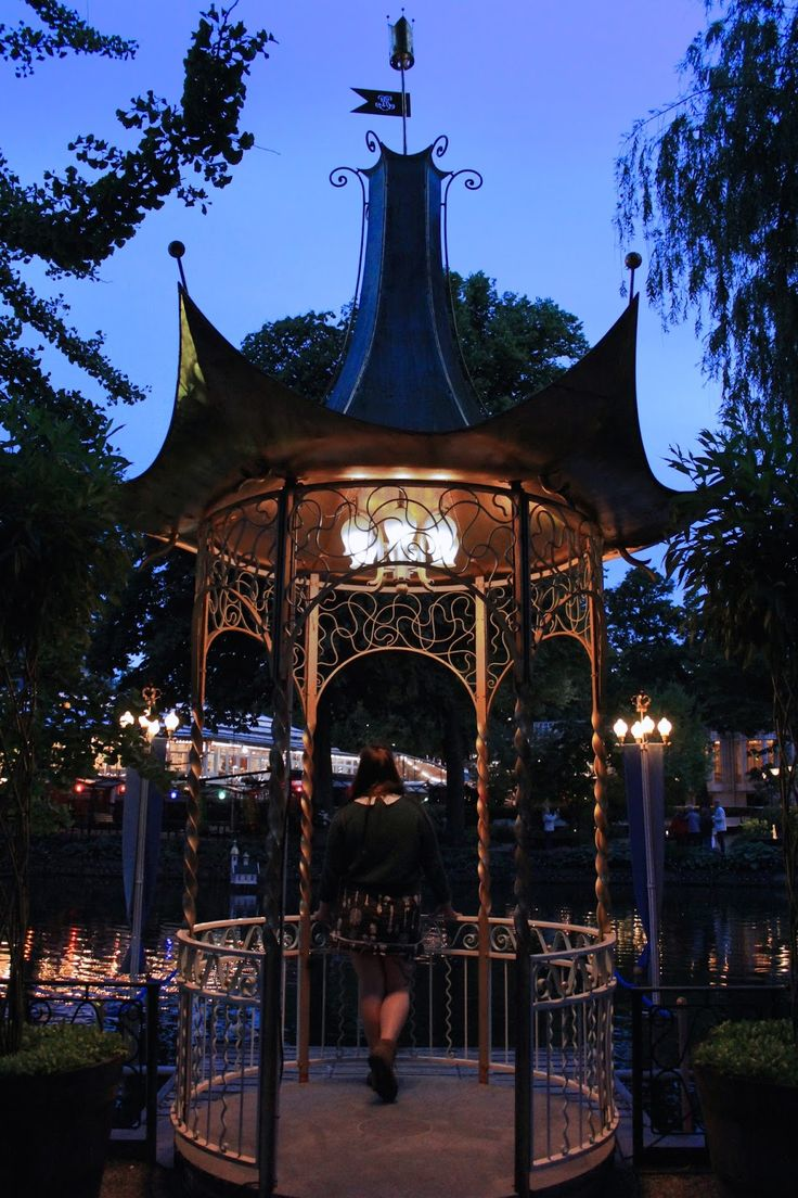 Summer solstice | The twinkling Tivoli [photo journal]