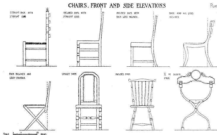 97 Best Furniture Sketches Images On Pinterest Chair