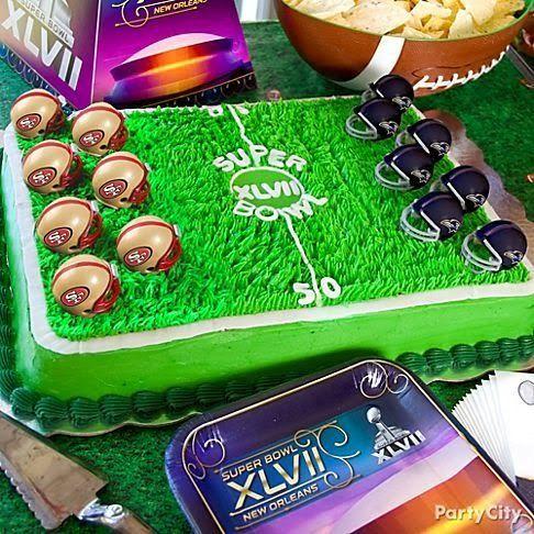 Futbol Americano - Decoración De Fiestas De Cumpleaños - Superbowl