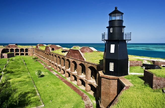 The Dry Tortugas - The Florida Keys' Top 14 Experiences | Fodor's Travel