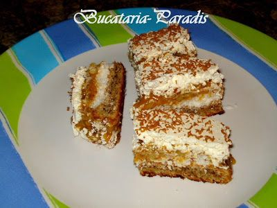 Paradise-Cuisine , Recipes &Cooking: Prajitura snickers