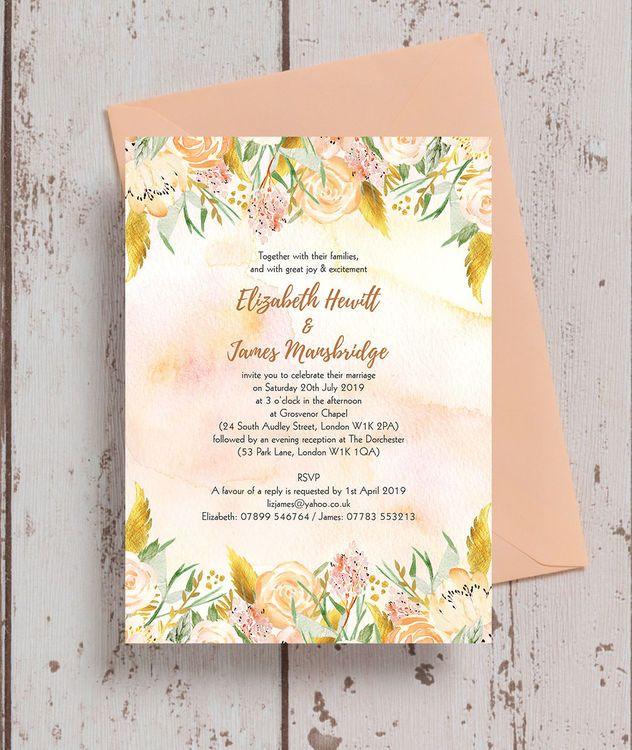 Pin On Invitations Wedding Stationary