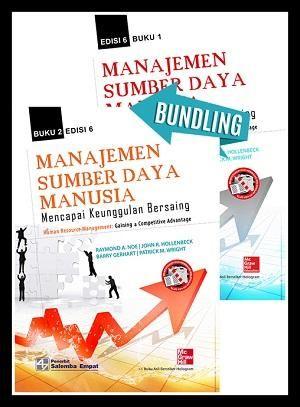 Manajemen Sumber Daya Manusia 1 dan Buku 2 (ed.6)