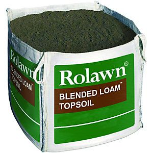 Rolawn Blended Loam Topsoil Bulk Bag 1000L