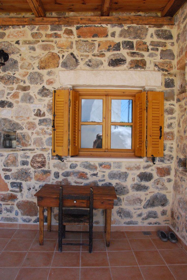 Stone house in Pefki