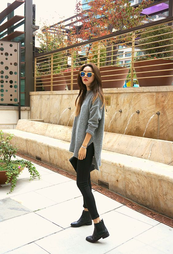 How To Wear Ankle Boots In Stylist Way