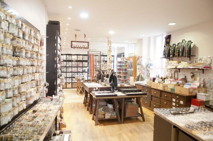 La perlerie - Boutique de perles à Paris  27 rue des plantes 75014 Paris
