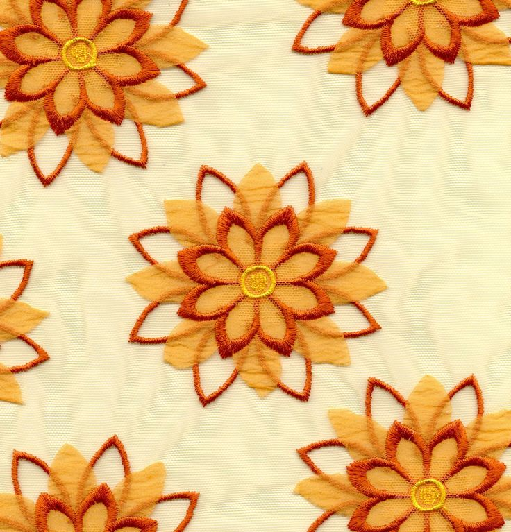 Embroidery and laser decorated curtain, by #GMIlaser cutting machine . www.gmi.it