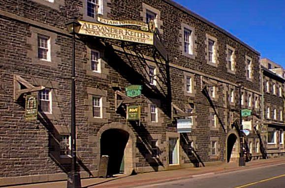 Historic Farmers' Market, Halifax, NS, Canada