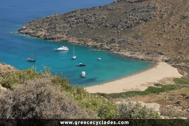 Papa's Beach - Ios - Cyclades - #Greece