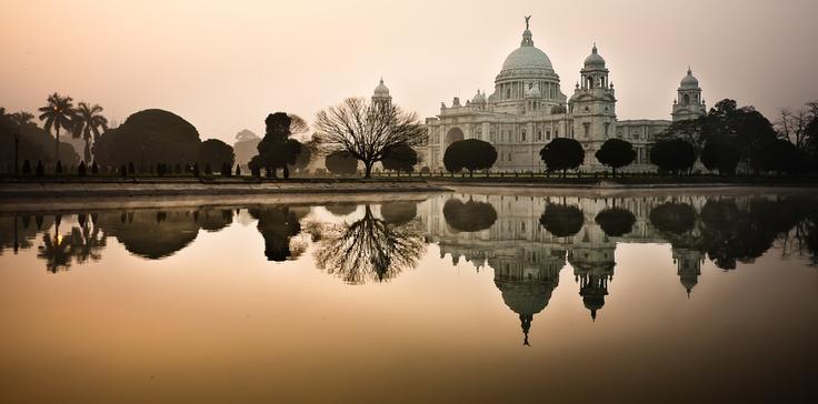 Calcutta (Victoria Memorial)
