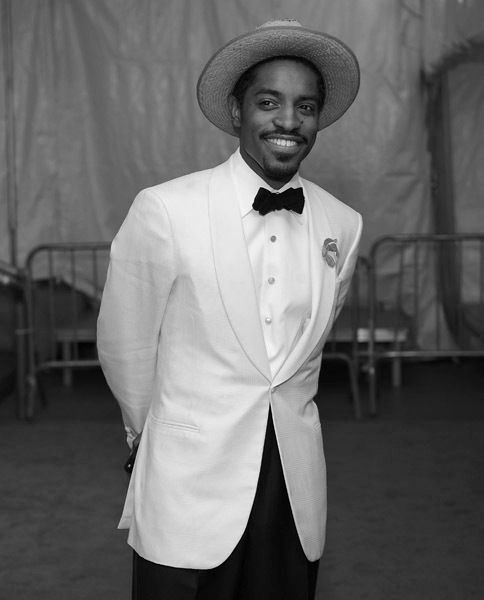 Andre Benjamin always dress the best.