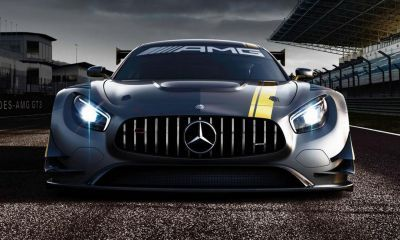 New Mercedes-AMG GT3 by drive.gr