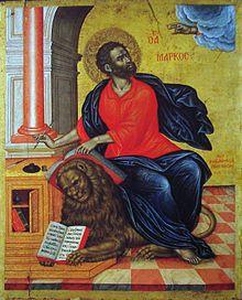 Mark the Evangelist - Wikipedia, the free encyclopedia